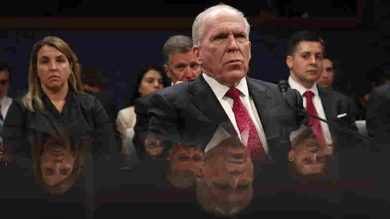 Former CIA Director Tells Lawmakers About 'Very Aggressive' Russian Election Meddling