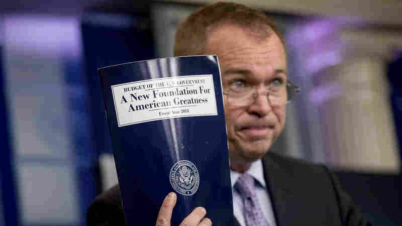 Medical Research, Health Care Face Deep Cuts In Trump Budget