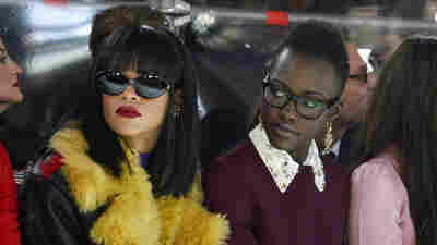 Fans Manage To Will A Lupita Nyong'o-Rihanna Buddy Movie Into Existence