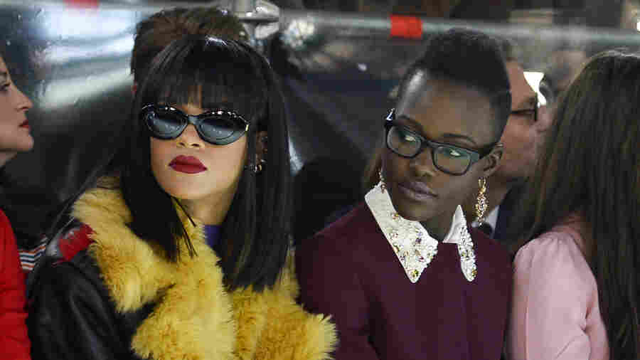 Fans Manage To Will A Lupita Nyong'o-Rihanna Buddy Movie Into Existence