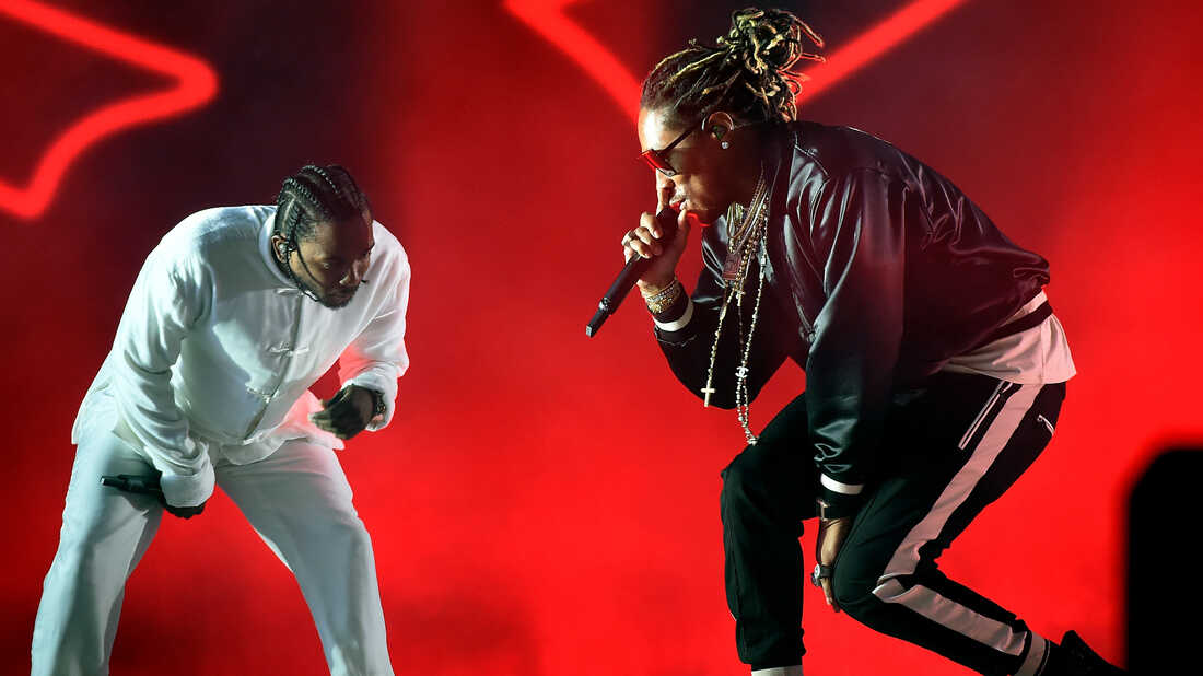 Perceived Extremes: Kendrick Lamar Takes His 'Mask Off' On New Future Remix