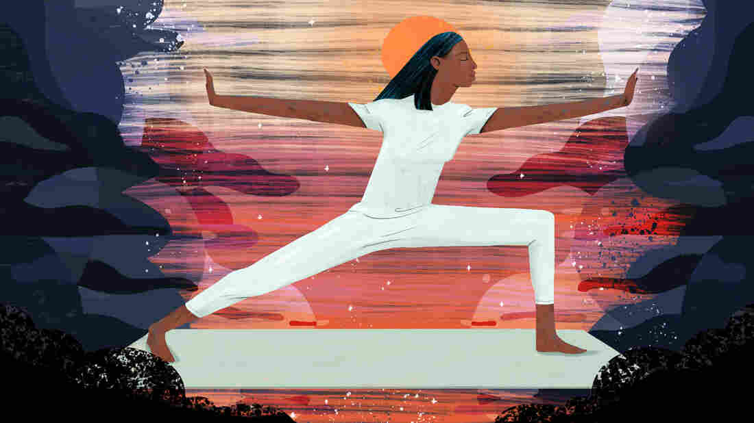 So-called 'trauma-aware yoga' has mind and body benefits