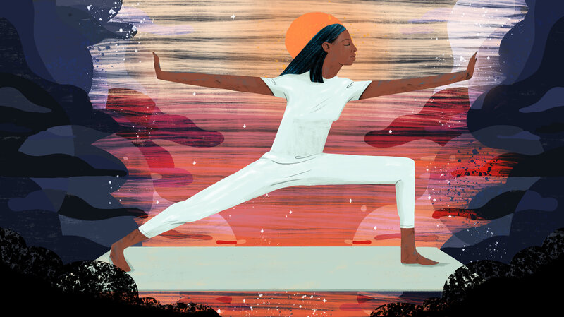 The Role Of Yoga In Healing Trauma >> The Role Of Yoga In Healing Trauma Npr Ed Npr
