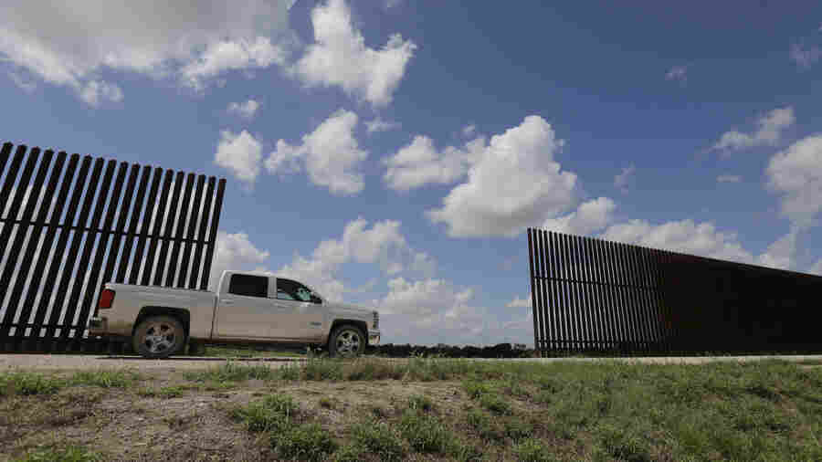 President Trump's Big Wall Is Now Just 74 Miles Long In His Budget Plan