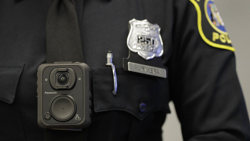 Should Body Camera Footage Be Controlled By The Police? : NPR
