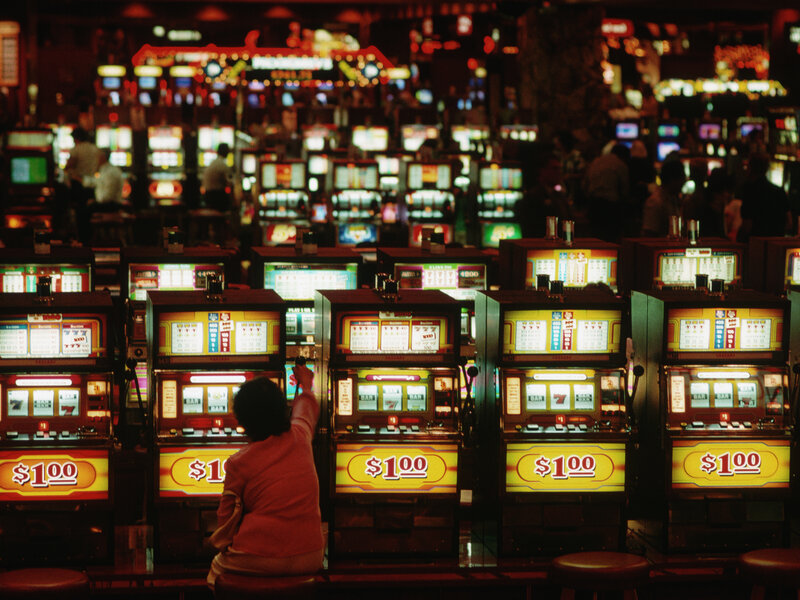 Episode 773: Slot Flaw Scofflaws : Planet Money : NPR