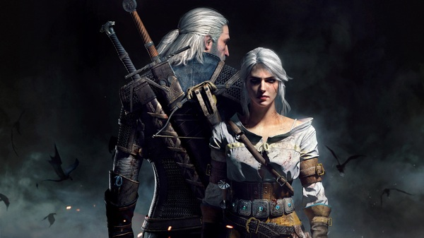 Monster-hunter Geralt of Rivia and his adopted daughter Ciri are at the center of a complex story in The Witcher 3: Wild Hunt.