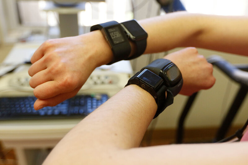 Some Fitness Trackers Give Inaccurate Measurements Of