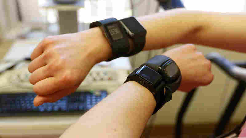 Fitness Trackers: Good at Measuring Heart Rate, Not So Good At Measuring Calories