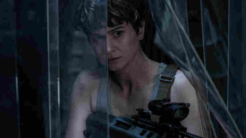 Pop Culture Happy Hour: 'Alien: Covenant' And 'Veep'