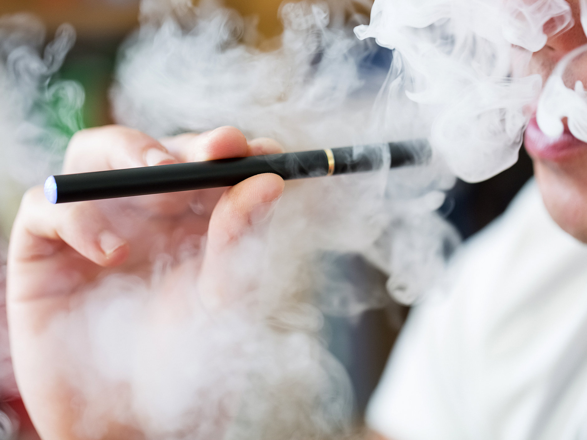 Many Adults Don't Think Exposure To Vaping Is Bad For Kids