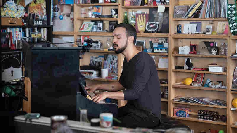 Gabriel Garzón-Montano: Tiny Desk Concert