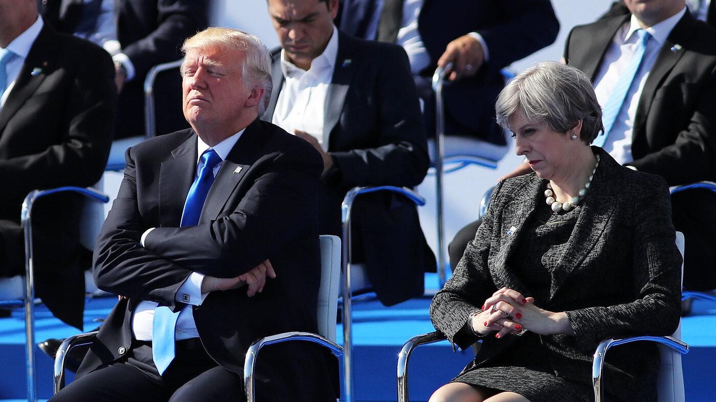 trump May