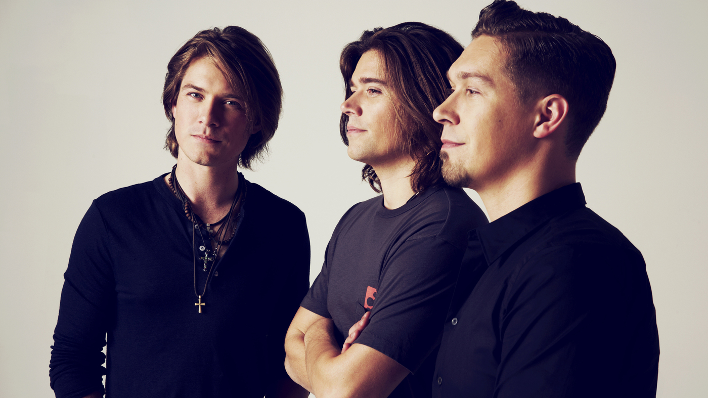 Hanson's Got A New Song, And Guess What? It's Fantastic : NPR