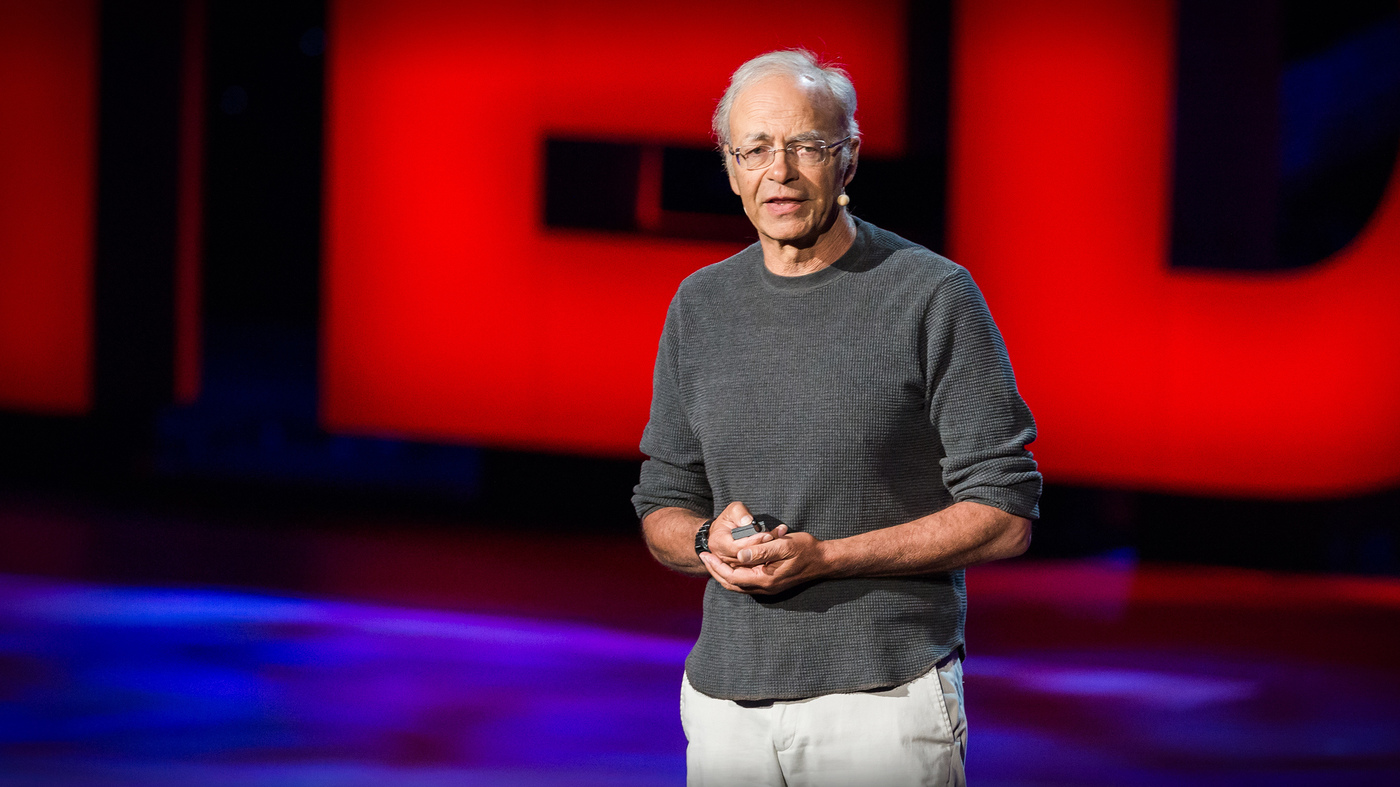 Peter Singer How Can We Be More Effective Altruists Npr