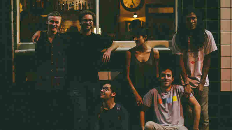 Hang Out In The Basement With Pinegrove