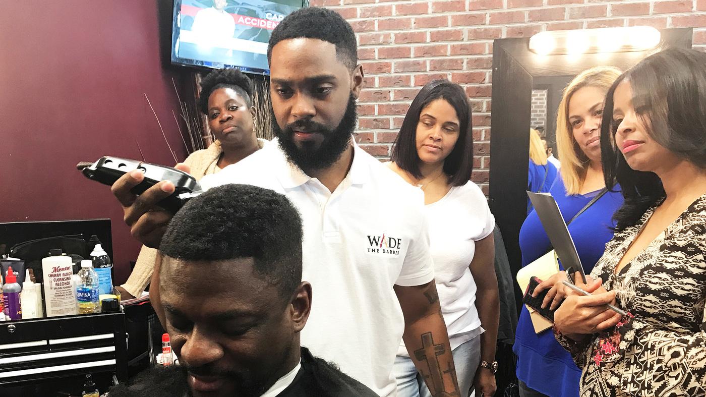 'Man Weaves': A 'Game Changer' For Balding Men, Cash For $2.5-Billion Black  Haircare Industry : NPR