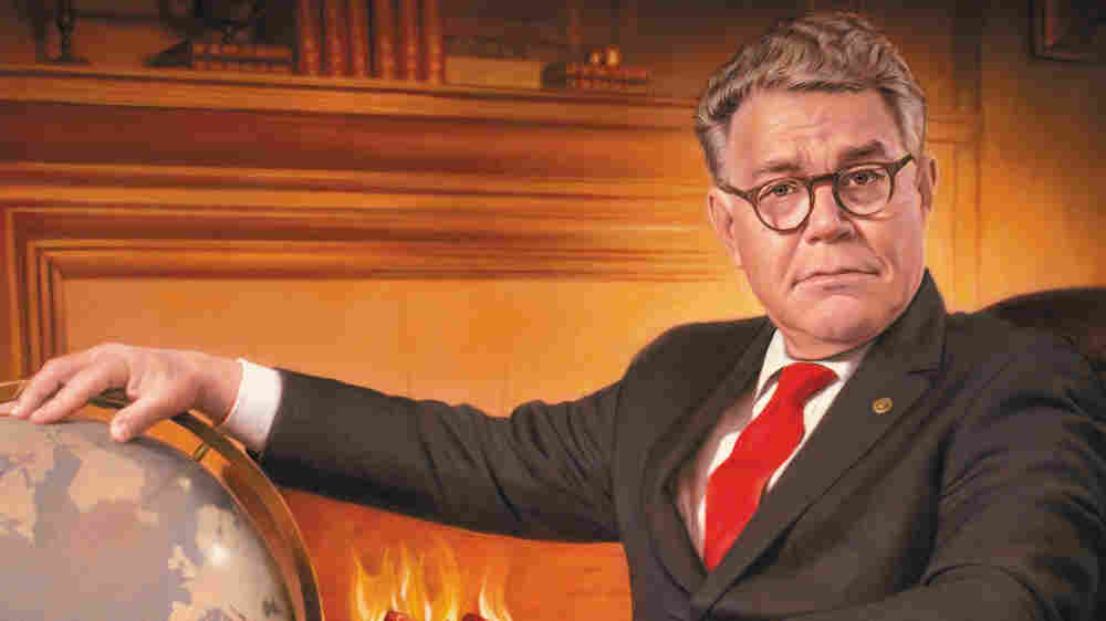 Sen. Al Franken On Comedy, Trump And The 'Curdling' Of Washington