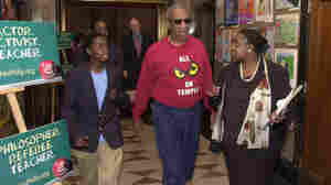 For Many Philadelphia Residents, Bill Cosby Is Still Their 'Hometown Boy'
