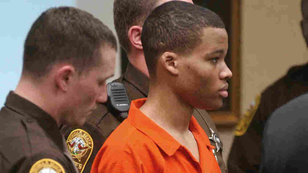 Life-Without-Parole Sentences For D.C. Sniper Thrown Out By Judge
