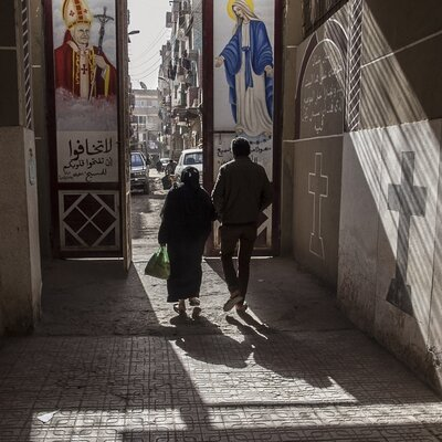 Attack On Coptic Christians Kills At Least 28 In Egypt