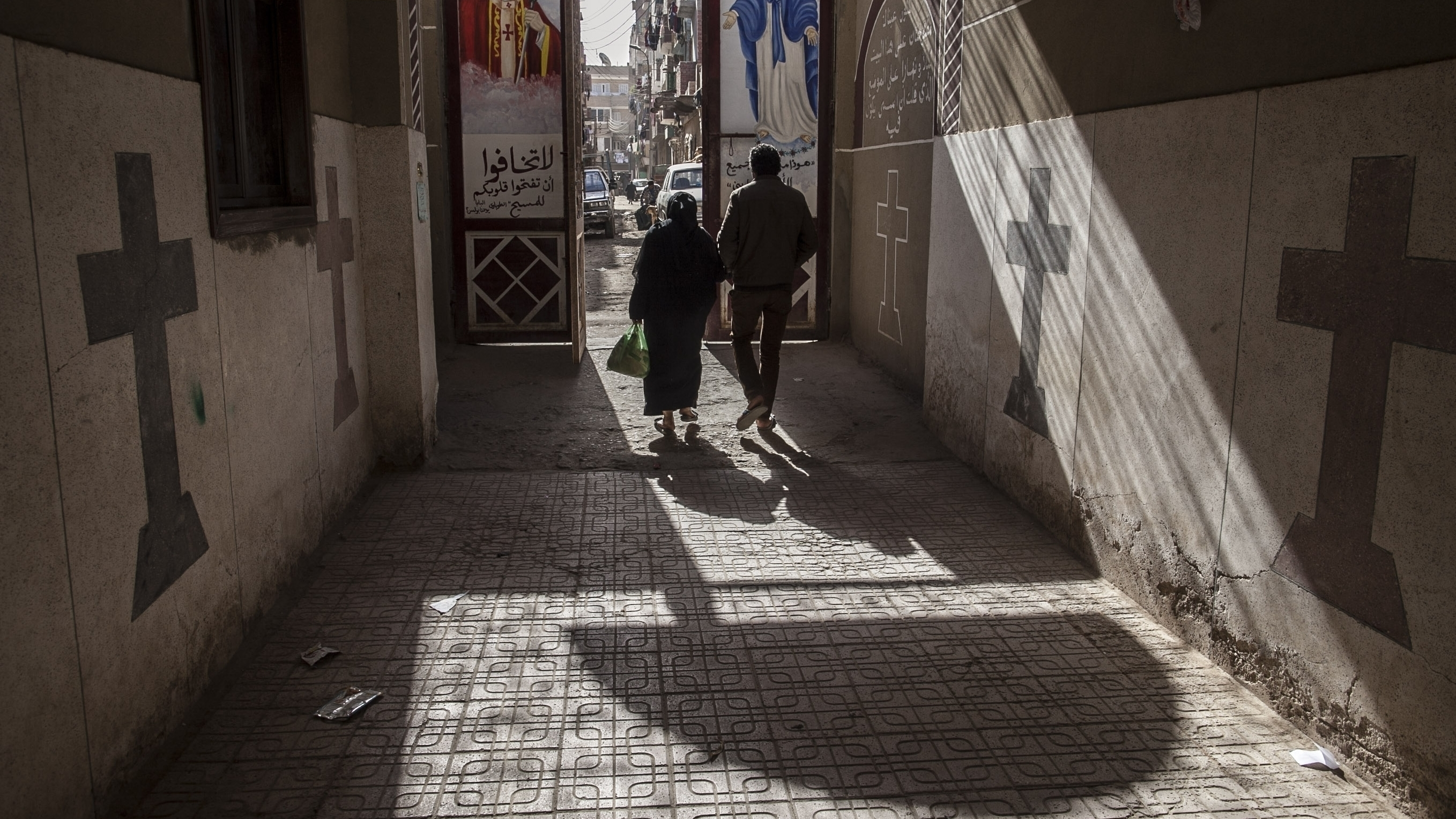Egypt Christians Attack: President el-Sisi Calls For Security Meeting