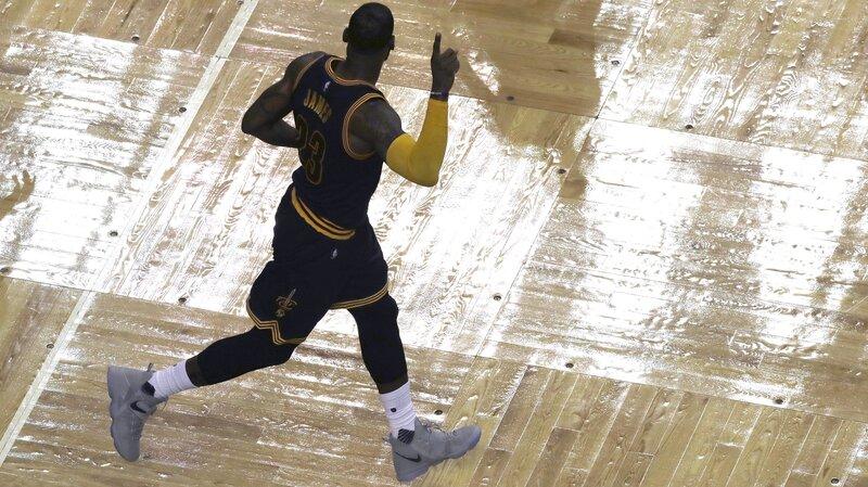 2f854e0d36b Cavs Beat Celtics As LeBron James Tops NBA s All-Time Playoff Scoring List