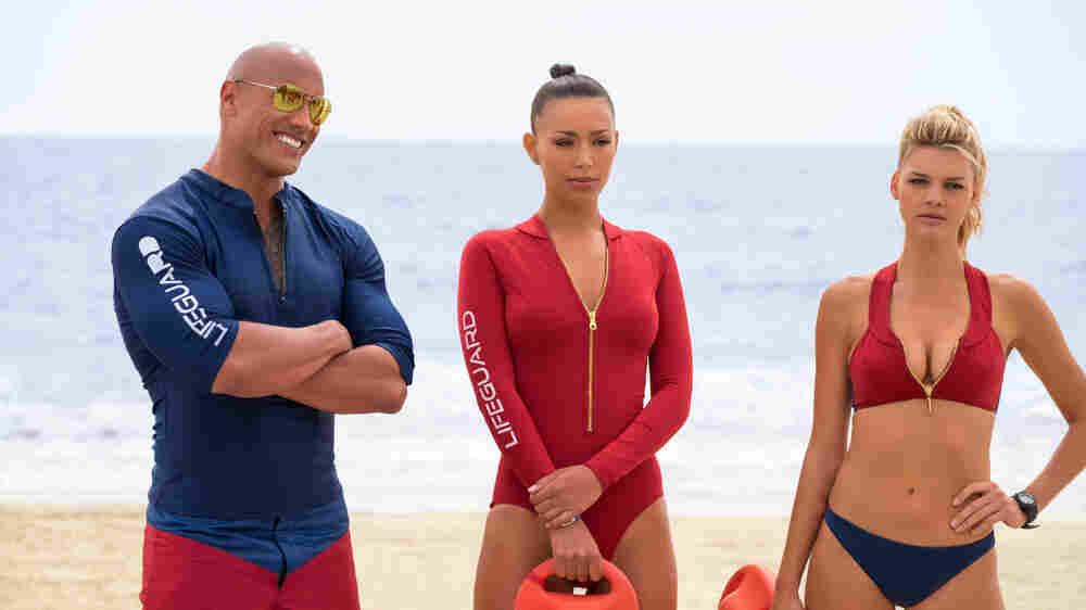 Beaches, Bathing Suits, And Finally On The Big Screen, 'Baywatch'