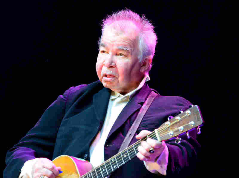John Prine performs at Stagecoach: California's Country Music Festival on April 27, 2014.