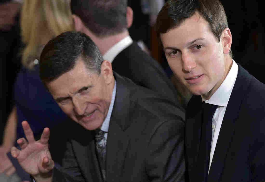 Report: Kushner Discussed Setting Up Secret Communications With Russia