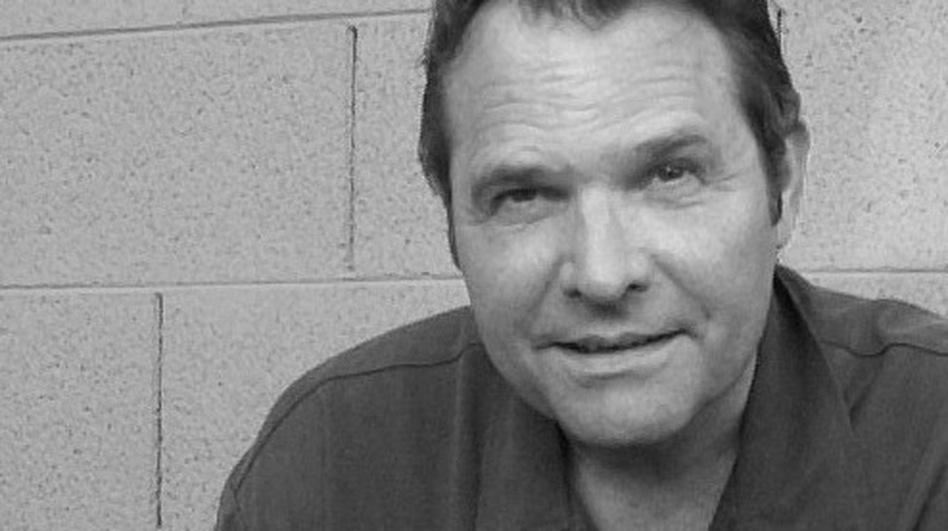 Denis Johnson, who won the 2007 National Book Award for <em>Tree of Smoke</em>, died Thursday. (Cindy Johnson/ Courtesy of Farrar, Straus & Giroux)