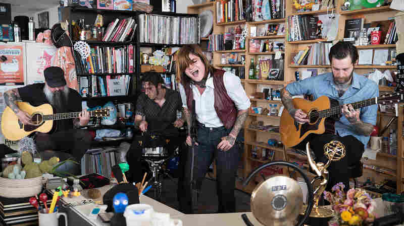 Royal Thunder: Tiny Desk Concert