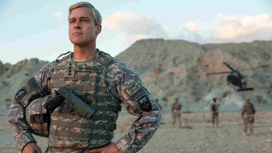 'Our Film Is Funny Until It's Not': Brad Pitt On The Darkly Comic 'War Machine'