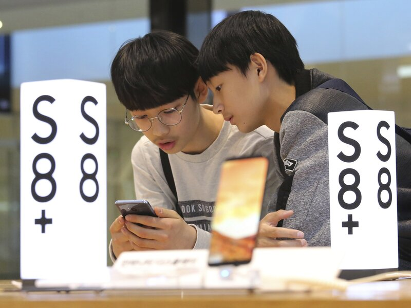 South Korean Youth Struggle To Find Jobs After Years Of