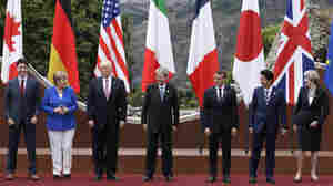 G7 Summit Ends Without U.S. Joining Consensus On Climate Change