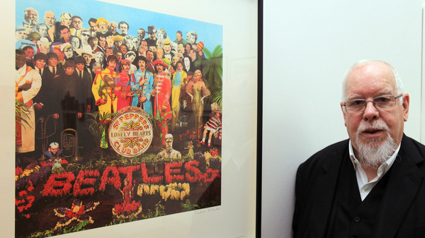 Why The  Sgt. Pepper s  Cover Art Matters As Much As The Music