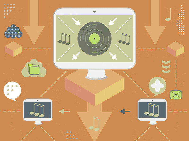 For Video Soundtracks, Computers Are The New Composers : All