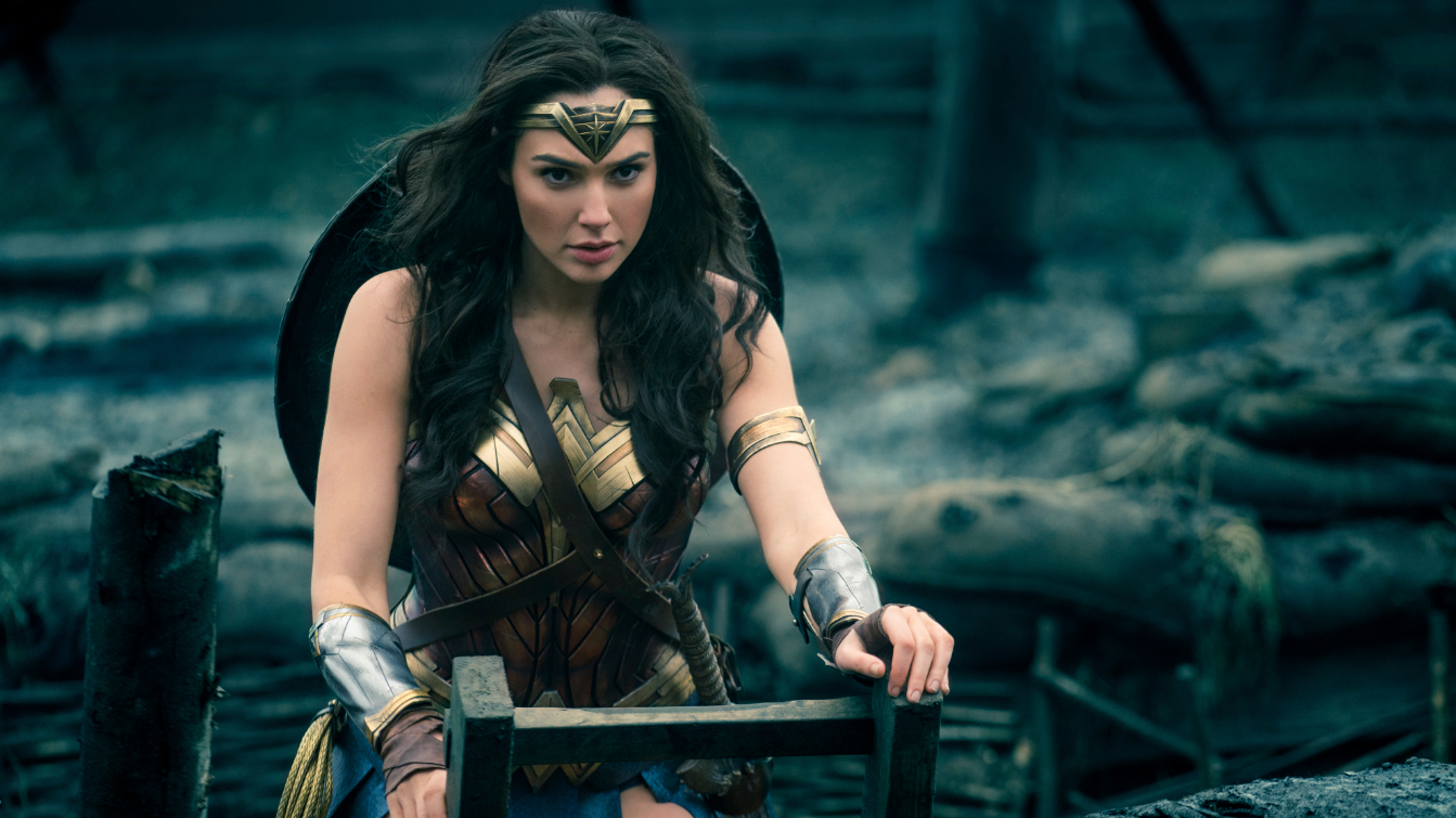 The first reviews of 'Wonder Woman' are in