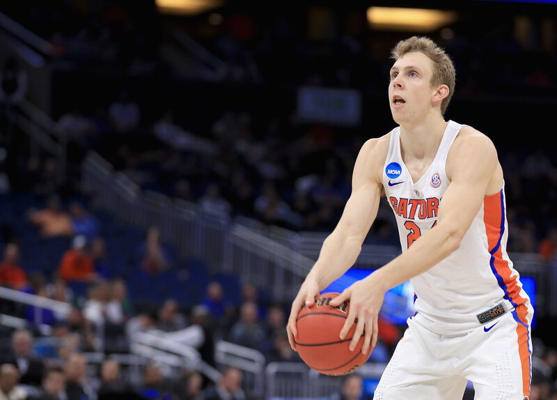 Why Rick And Canyon Barry Stay True To The 'Granny Shot' : NPR