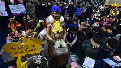 Not All South Koreans Satisfied With Japan's Apology To 'Comfort Women'