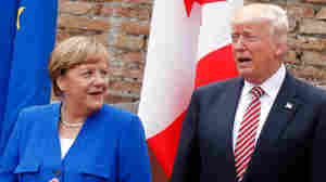 Trump Is Worried About The Trade Deficit With Germany. He Needn't Be