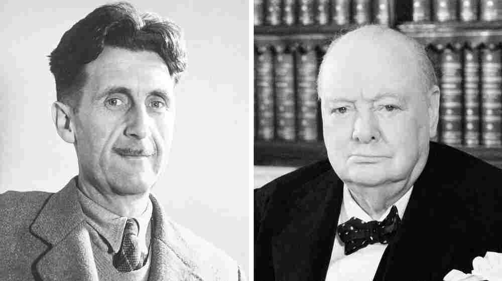 What Churchill And Orwell Had In Common: Both Could Say, 'My Side Is Wrong'
