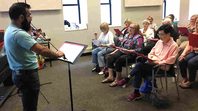 'Like Brain Boot Camp': Using Music To Ease Hearing Loss