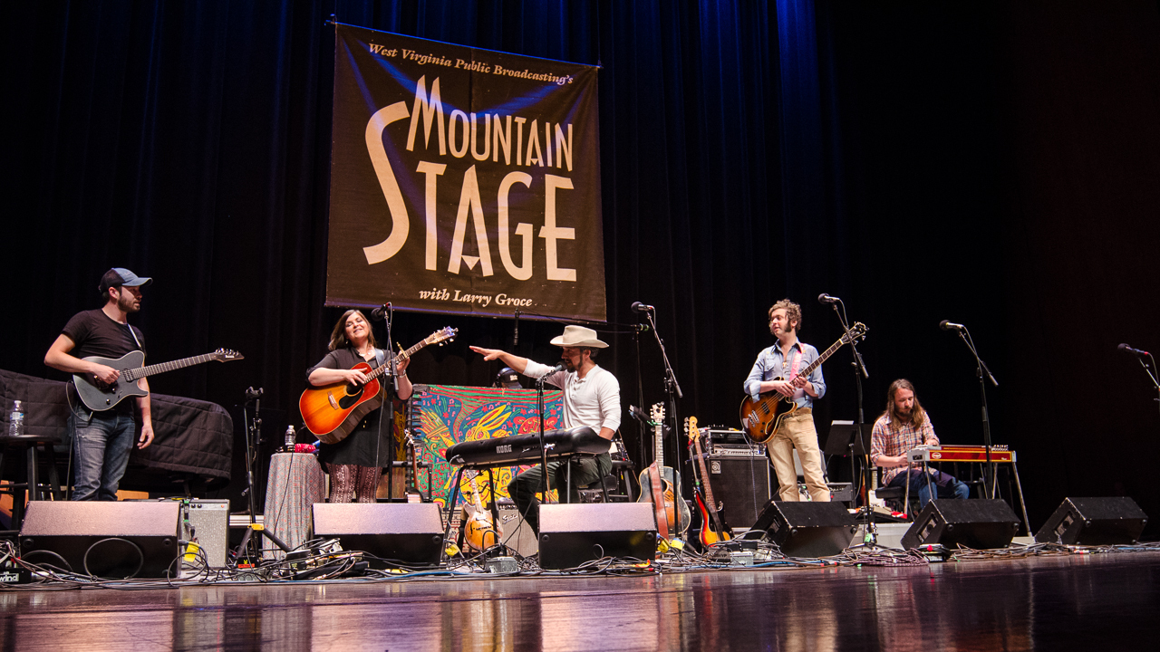 The Black Lillies On Mountain Stage