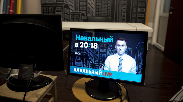 Banned From Russian TV, A Putin Critic Gets His Message Out On YouTube