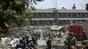 Kabul Truck Bomb Kills At Least 80 People, Injures Hundreds More