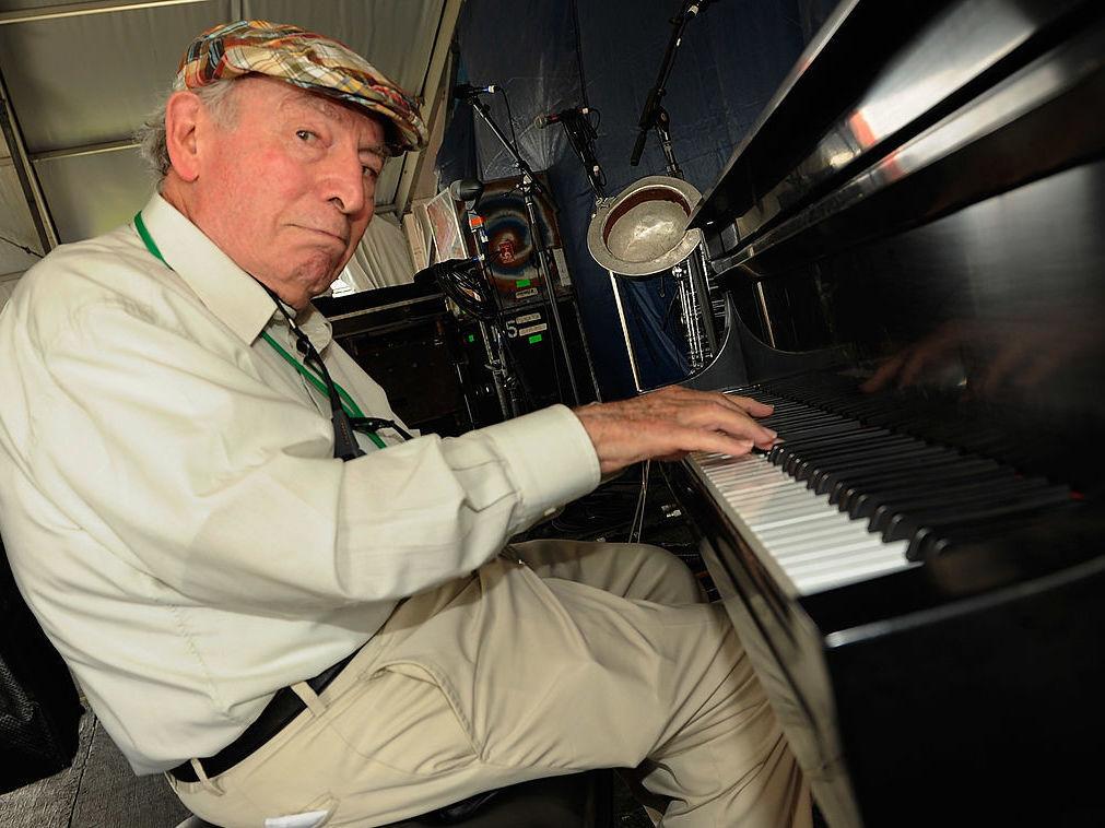 Music festival pioneer George Wein dies at 95: NPR