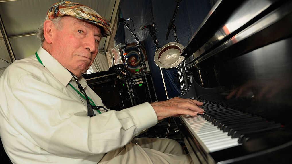 George Wein, Music Festival Pioneer, Dies At 95