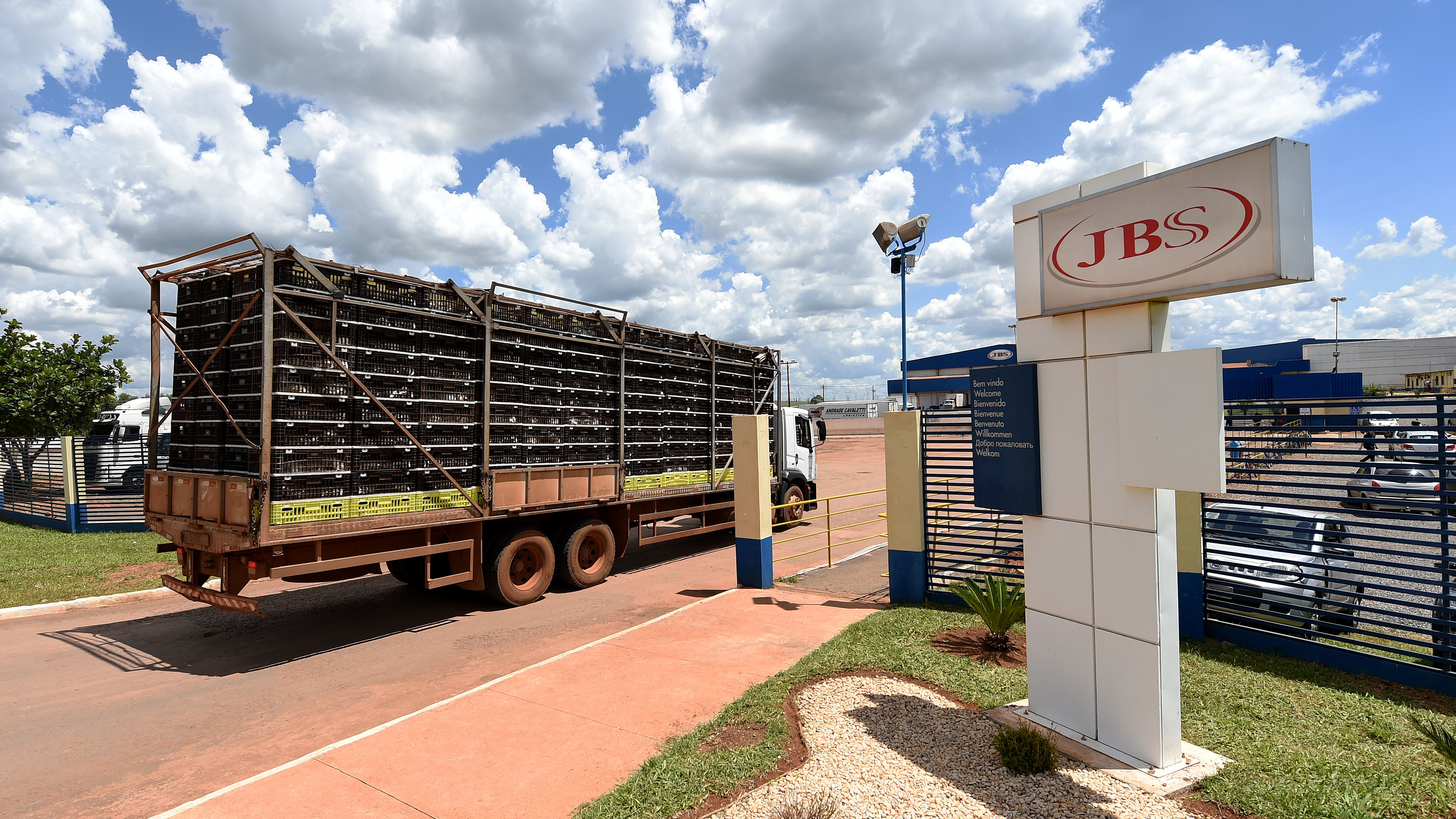 Brazilian meatpacker to pay fine of more than $3 billion