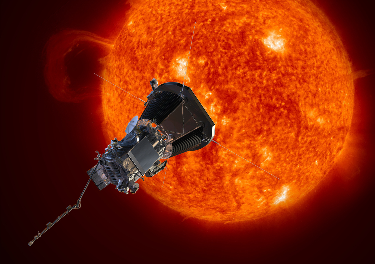 NASA Plans To Launch A Probe Next Year To 'Touch The Sun' : The Two-Way : NPR